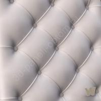 """3D декоративная панель """"Кожа стеганка"""" 500-500-50мм"""