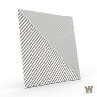"PREMIUM 3D дизайнерская панель ""FIELDS 1"" 600-600-20мм"