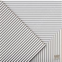 "PREMIUM 3D дизайнерская панель ""FIELDS 2"" 600-600-20мм"