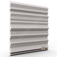 """PREMIUM Дизайнерская 3D панель """"Wall Decor v.1"""" 600-600-40мм"""