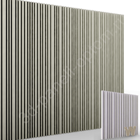 "Premium 3D дизайнерская панели ""Баркод"" 600-600-22мм"