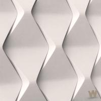 """3D панель из гипса """"Водопад"""" 500-500-30мм"""