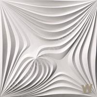 "PREMIUM 3D декоративная панель ""Бутон"" 600-600-30мм"