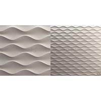 """3D декоративная панель """"Песочная волна"""" 500-500-25мм"""