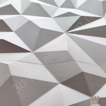 """Рельефные 3D панели """"Скала"""" 500-500-30мм"""