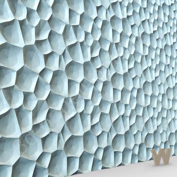 "3D декоративные панели ""Shell"" 500-500-25мм"