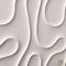 "3D декоративная панель ""Лассо"" 500-500-25мм"