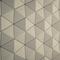 """Гипсовая 3D плитка """"Гексагон"""" 345-200-25мм"""